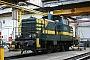"""ABR 2225 - SNCB """"8035"""" 14.02.2009 - Schaarbeek, DepotAlexander Leroy"""