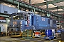 "Adtranz 33323 - RWE Power ""506"" 16.03.2015 - Grefrath, RWE Power-Hauptwerkstatt