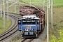 """Adtranz 33324 - RWE Power """"507"""" 04.05.2017 - Hambachbahn, Nähe Kerpen-SindorfJörg Sonnenschein"""