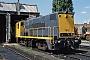 """Allan ohne Nummer - SNCB """"7618"""" 22.07.1995 - Antwerpen-DamAlexander Leroy"""