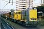 """Alsthom ohne Nummer - NS """"2409"""" 29.06.1988 - Groningen Henk Hartsuiker"""