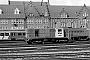 """Alsthom ohne Nummer - NS """"2501"""" 01.08.1976 - MaastrichtVleugels (Archiv ILA Barths)"""