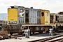 "Alsthom ohne Nummer - SNCF ""662528"" __.09.1999 - Eurre, Bahnbetriebswerk LGV-MéditerrannéeTimothy Hills"