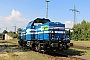 """Alstom H3-00005 - MHG """"90 80 1002 006-7 D-MHG"""" 08.08.2020 - Magdeburg, HafenbahnThomas Wohlfarth"""