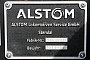 "Alstom H3-00016 - Metrans ""90 80 1002 016-6 D-MTRD"" 03.10.2017 - FabriknummerThomas Wohlfarth"