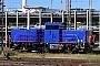 """Alstom H3-00022 - SBB Cargo """"98 80 1002 022-6 D-ALS"""" 26.06.2017 - Basel, Badischer BahnhofTheo Stolz"""