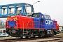 "Alstom H3-00022 - SBB Cargo ""98 80 1002 022-6 D-ALS"" 12.01.2018 - Birsfelden, HafenTheo Stolz"