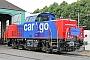 "Alstom H3-00022 - SBB Cargo ""98 80 1002 022-6 D-ALS"" 06.07.2018 - Basel-KleinhüningenTheo Stolz"