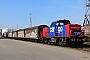"""Alstom H3-00022 - SBB Cargo """"H3 022-4"""" 21.03.2019 - Birsfelden, HafenTheo Stolz"""