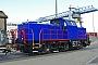 """Alstom H3-00022 - SBB Cargo """"98 80 1002 022-6 D-ALS"""" 07.07.2017 - Birsfelden, HafenSven S"""