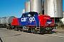 """Alstom H3-00022 - SBB Cargo """"98 80 1002 022-4 D-ALS"""" 22.10.2018 - Muttenz, AuhafenHansruedi Kronenberg"""