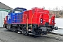 "Alstom H3-00023 - SBB Cargo ""H3 023-2"" 01.02.2018 - Basel, KleinhüningenTheo Stolz"