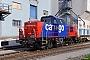 """Alstom H3-00023 - SBB Cargo """"H3 023-2"""" 19.10.2017 - Basel-KleinhüningenMaarten van der Willigen"""