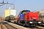 "Alstom H3-00025 - SBB Cargo ""H3 025-7"" 19.10.2018 - Basel-KleinhüningenTheo Stolz"