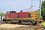 "B&L ohne Nummer - CFL ""855"" 22.07.2003 - Luxembourg, Depot