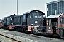 """BMAG 10844 - DB """"236 205-1"""" 09.05.1979 - Bremen, AusbeserungswerkNorbert Lippek"""