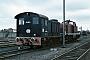 "BMAG 10844 - DB ""236 205-1"" 08.10.1980 - Bremen, AusbesserungswerkNorbert Lippek"