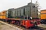 """BMAG 10991 - DGEG """"V 36 204"""" 07.09.1986 - Herne-Crange, Wanne-WesthafenMalte Werning"""