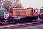"""BMAG 11449 - BHE """"276"""" 06.11.1983 - HarsefeldLudger Guttwein (Archiv Beller)"""