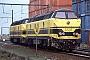 """BN ohne Nummer - SNCB """"5537"""" 12.02.2000 - Antwerpen-ZandvlietAlexander Leroy"""
