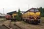 """BN ohne Nummer - CFL Cargo """"1806"""" 03.07.2007 - PadborgNahne Johannsen"""