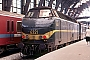 "BN ohne Nummer - SNCB ""6321"" 27.07.1988 - Antwerpen, Bahnhof Antwerpen-CentraalAlexander Leroy"