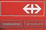 "Bombardier - - SBB ""234 127-9"" 22.03.2009 - Yverdon les BainsTheo Stolz"