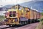 """CFD ? - DB """"715 004-8"""" 13.08.1990 - Heidelberg, Nähe HauptbahnhofErnst Lauer"""