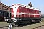 "ČKD 5075 - Railsystems ""T 435.0554"" 29.03.2014 - Staßfurt, TraditionsbahnbetriebswerkThomas Wohlfarth"