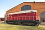 """CKD 5698 - Railsystems """"107 018-4"""" 25.04.2011 - Arnstadt, historisches BahnbetriebswerkFrank Thomas"""