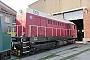"""CKD 5698 - Railsystems """"107 018-4"""" 17.09.2011 - Gotha, BahnbetriebswerkAndreas Metzmacher"""