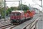"""ČKD 5698 - Railsystems """"107 018-4"""" 30.05.2012 - MerseburgAndreas Kloß"""