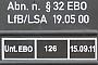 """ČKD 5698 - Railsystems """"107 018-4"""" 28.08.2012 - MerseburgAndreas Kloß"""