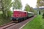 """ČKD 5698 - Railsystems """"107 018-4"""" 10.05.2013 - Raschau-MarkersbachRalph Mildner"""