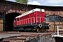 """ČKD 5698 - Railsystems """"107 018-4"""" 26.05.2014 - Schwarzenberg (Erzgebirge), EisenbahnmuseumRalph Mildner"""