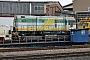 "ČKD 6808 - Railsystems ""107 513-4"" 21.02.2015 - GothaHelmut Philipp"