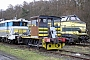 "Cockerill 3961 - Rail & Traction ""9126"" 04.12.2005 - Raeren
