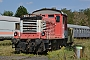 """Deutz 25901 - Club Blauer Blitz """"2066 001-5"""" 17.08.2017 - Strasshof, EisenbahnmuseumWerner Schwan"""