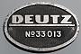 "Deutz 33013 - VBV ""201"" 15.06.2019 - Braunschweig, Lok Park im ehem. AW BraunschweigThomas Wohlfarth"