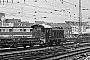 "Deutz 36615 - DB ""270 030-0"" 04.09.1972 - Hannover, HauptbahnhofHelmut Philipp"