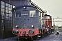 """Deutz 36616 - DB """"270 031-8"""" 01.05.1975 - Bremen-Walle, Bw RangierbahnhofHinnerk Stradtmann"""