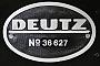 """Deutz 36627 - MEFS """"V 36 027"""" 29.09.2018 - SchwerinThomas Wohlfarth"""