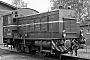 "Deutz 36659 - OHE ""DL 00602"" 12.05.1972 - Harsefeld, BahnbetriebswerkHelmut Philipp"