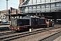 "Deutz 39651 - DB ""270 002-9"" 19.05.1974 - Bremen, HauptbahnhofNorbert Lippek"