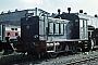"""Deutz 39654 - DB """"270 035-9"""" 12.09.1979 - Bremen, AusbesserungswerkNorbert Lippek"""