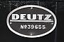 """Deutz 39655 - Freunde der Marschbahn """"V 20 036"""" 06.06.2010 - GlückstadtGunnar Meisner"""