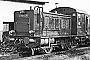 "Deutz 39655 - DB ""V 20 036"" 04.11.1967 - Hamburg-Harburg, BahnbetriebswerkHelmut Philipp"