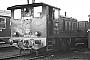 """Deutz 46517 - DB """"270 008-6"""" 04.04.1969 - Braunschweig, BahnbetriebswerkHelmut Philipp"""