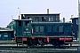 """Deutz 46517 - DB """"270 008-6"""" 01.08.1973 - Hannover, DB-BahnbetriebswerkUlrich Budde"""