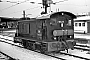 "Deutz 46981 - DB ""V 36 233"" 27.12.1964 - Hannover, HauptbahnhofKarl-Friedrich Seitz"